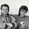 Я с отцом, 1984 год